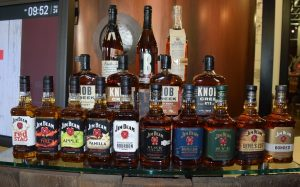 Jim Beam Product Line